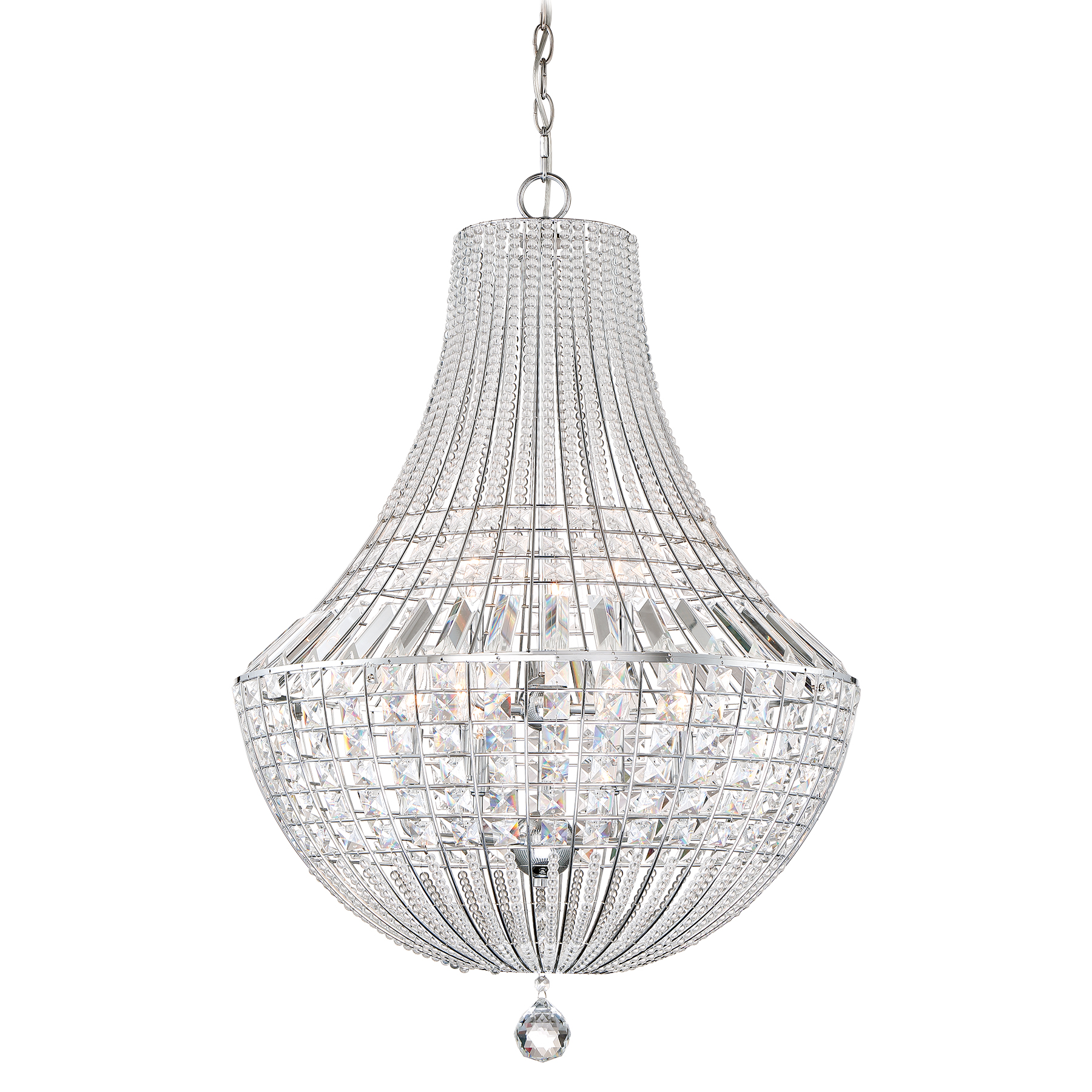 Braiden- 9 Light Pendant