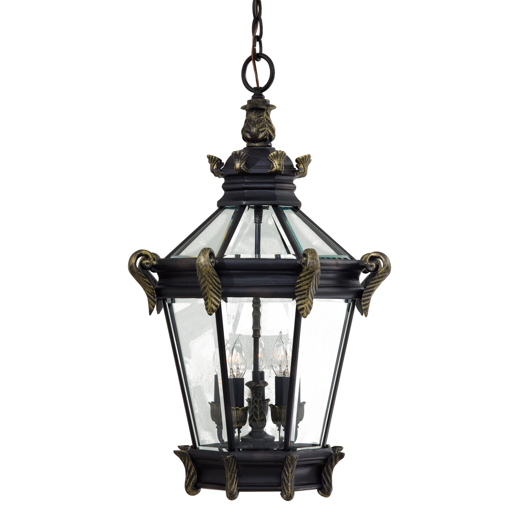 Minka group brands the great outdoorsreg 8934 95 stratford hall 5 light outdoor chain hung aloadofball