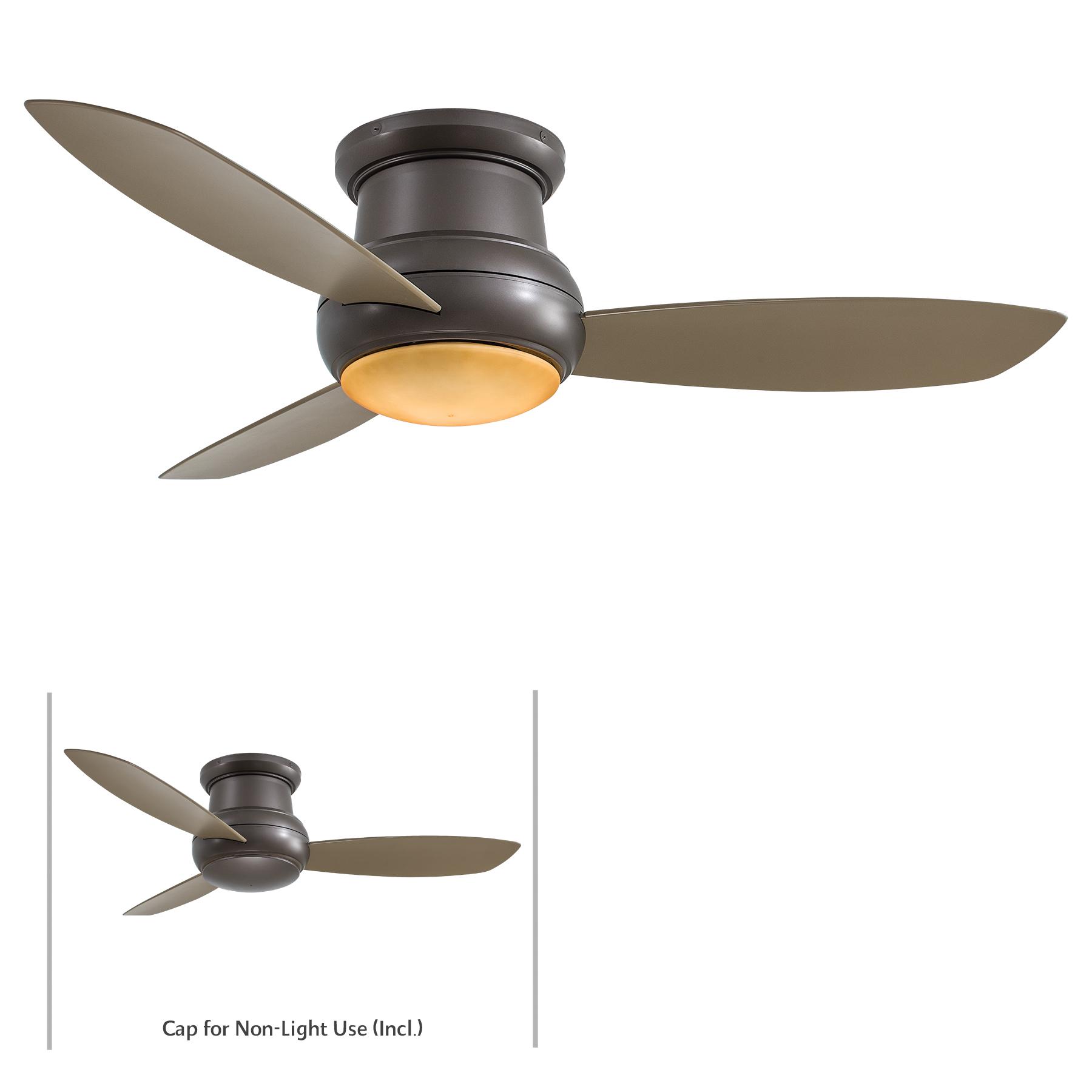 Minka Group® :: BRANDS :: Minka-Aire® :: F474L-ORB