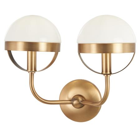 Minka group interior lighting wall sconce tannehill 2 light wall sconce aloadofball Choice Image