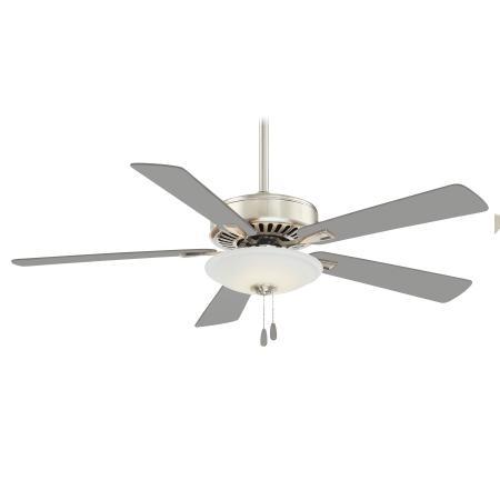 Minka group fans indoor contractor uni pack led 52 ceiling fan f656l pn minka aire aloadofball Images