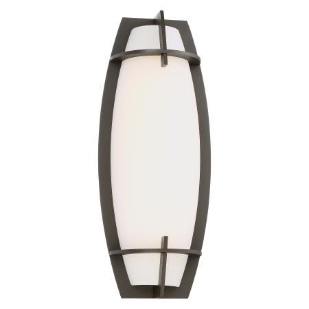 Minka George Kovacs Sirato LED Wall Sconce Spanish Iron P1144-039-L