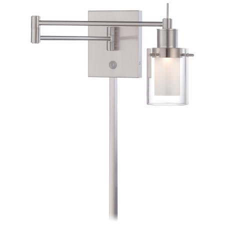 George Kovacs P4318-248 George/'s Reading Room 1-Light LED Wall Sconce Honey Gold
